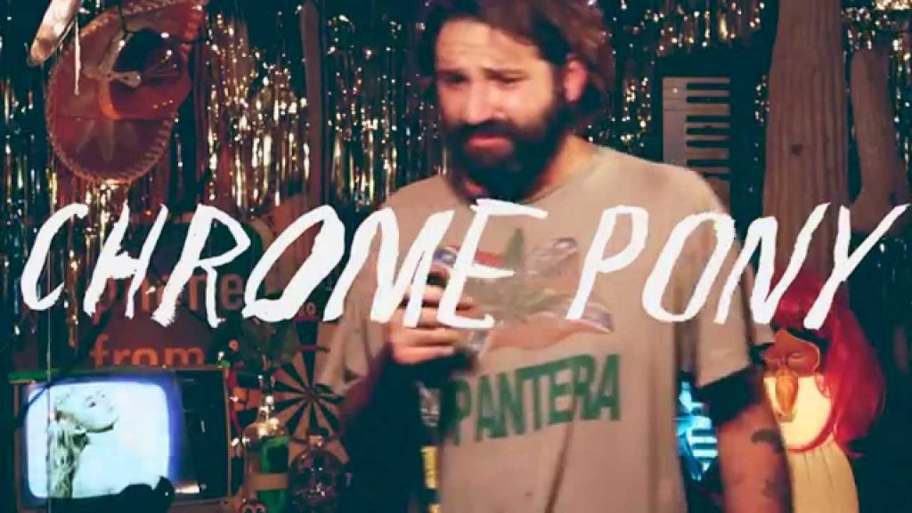 Chrome Pony – Eugene music video