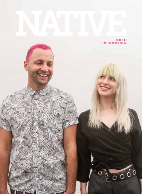 NATIVE | ISSUE 67 | NASHVILLE, TN