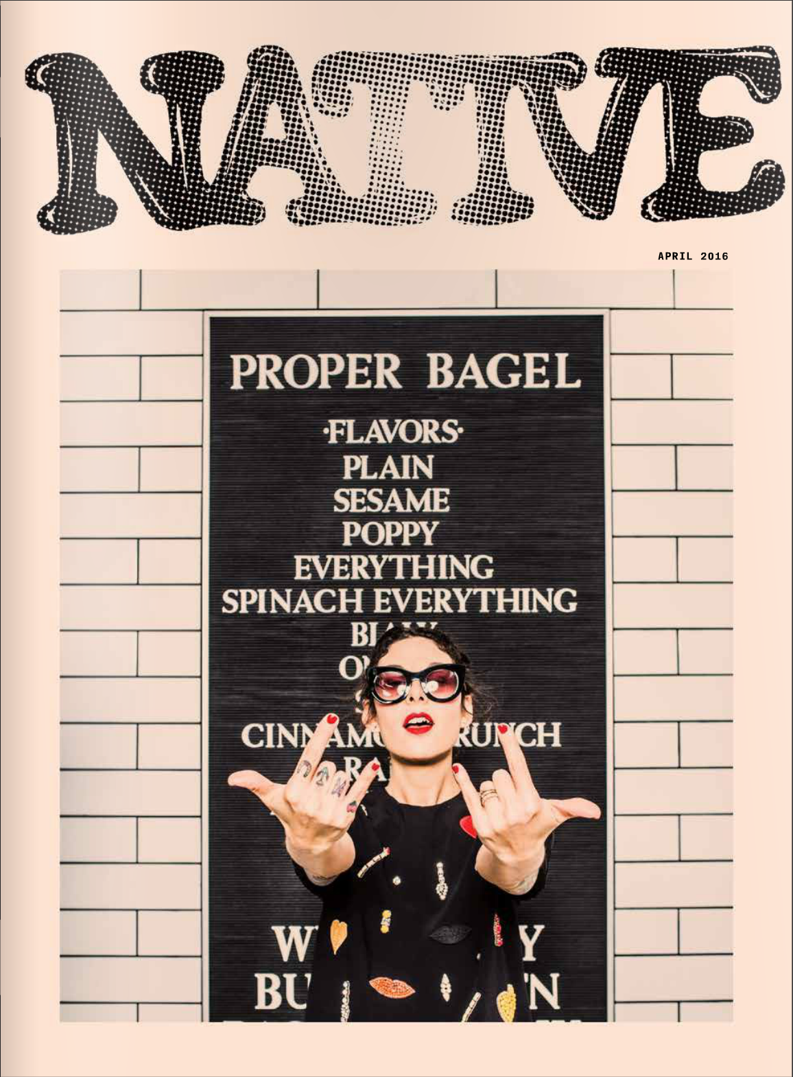 NATIVE | ISSUE 46 | APRIL 2016