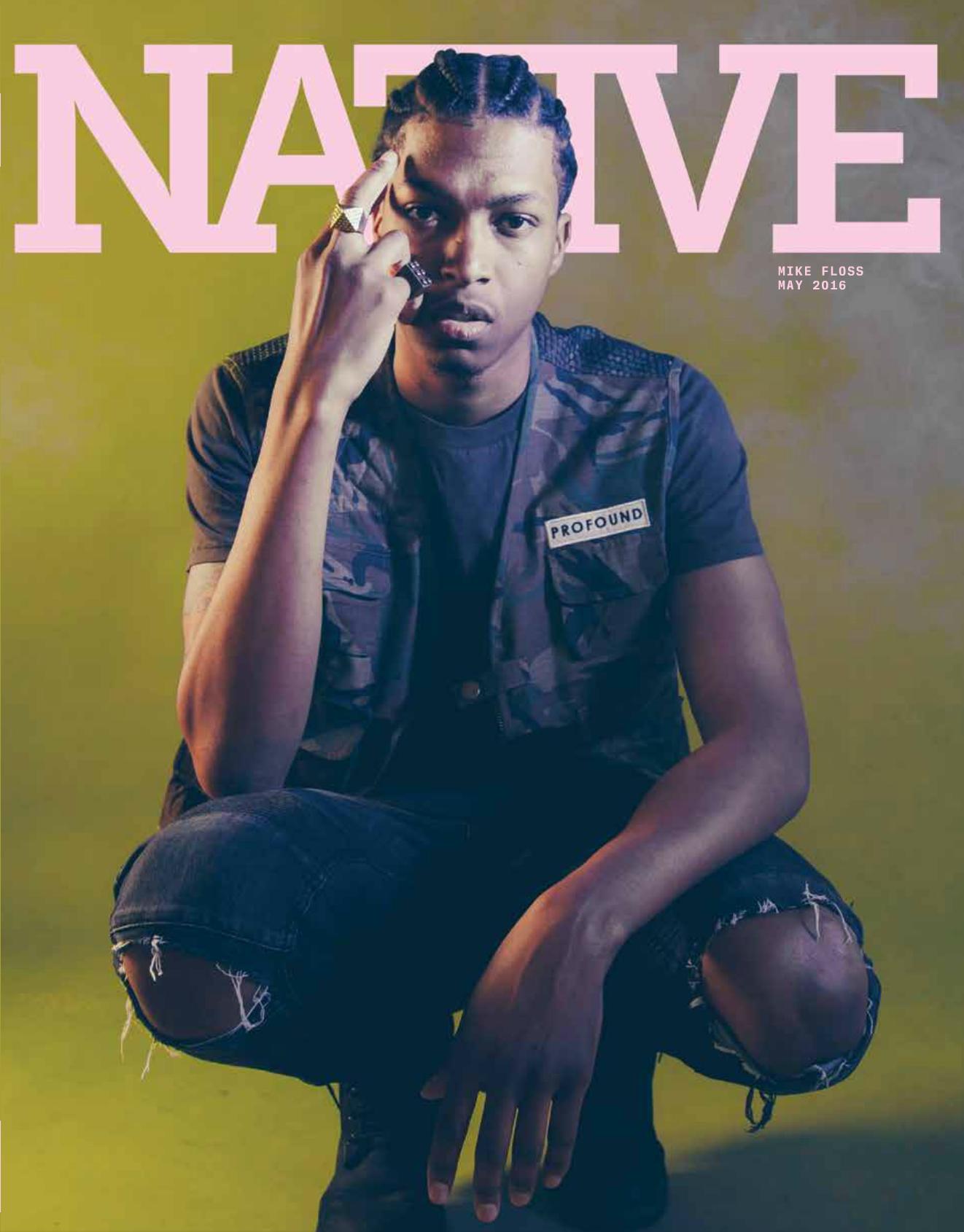 NATIVE | MAY 2016