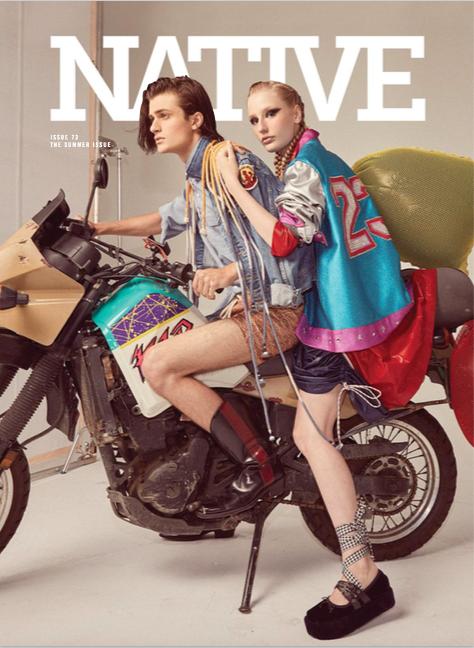 NATIVE | ISSUE 73 | NASHVILLE, TN